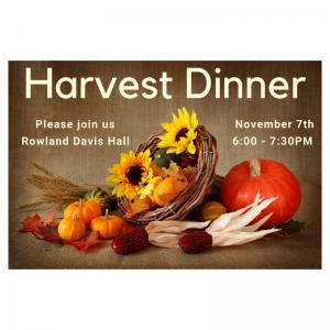 CEC Church Dinner - Harvest Dinner @ Christ Episcopal Church  | Aspen | Colorado | United States
